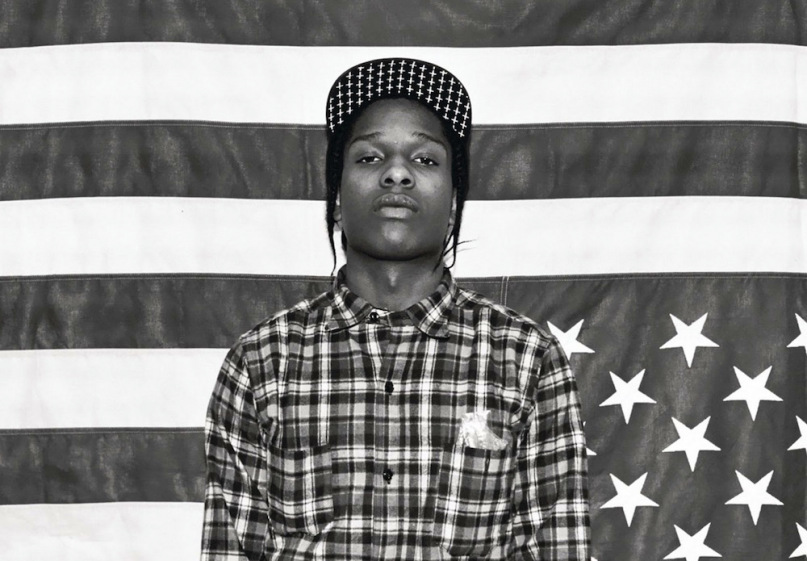 "A$AP Rocky's New Track ""M's"""