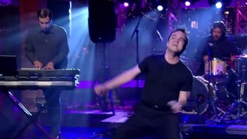 """Future Islands new track """"Haunted By You"""""""