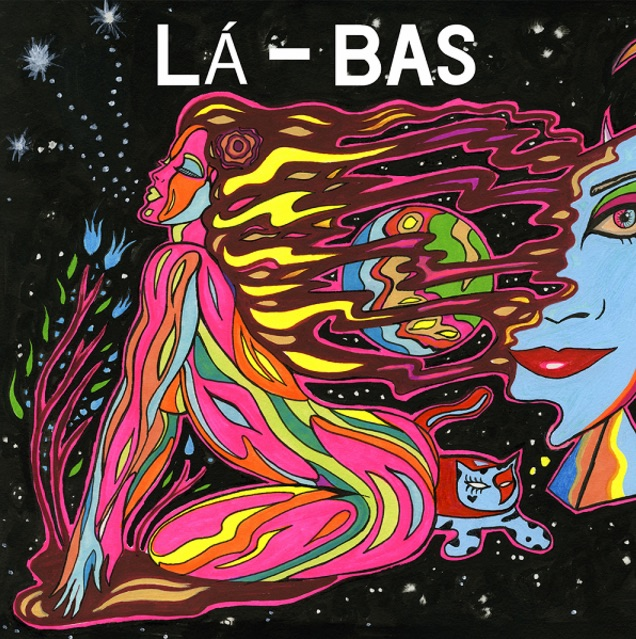 "LÁ-BAS drops new track ""Give 'Em Your Good Side"""