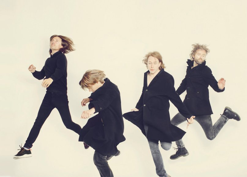 "Mew Releases Track ""Witness"" from New Album"