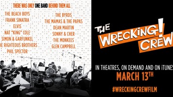 """The Wrecking Crew"" film spotlights studio session players"