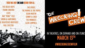 """The Wrecking Crew"" film spotlights studio session players"