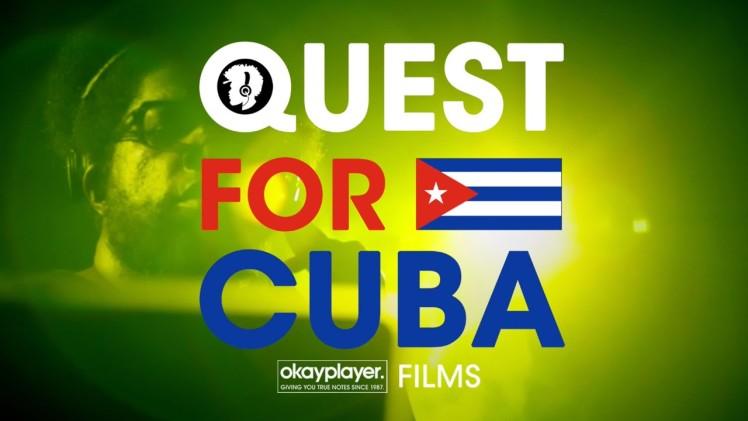 Questlove Releases Documentary Film of Cuba Trip